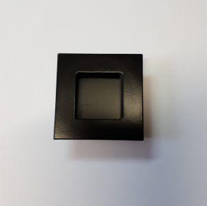Ручка квадратная Черная Калуга
