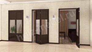 Двери гармошка Калуга
