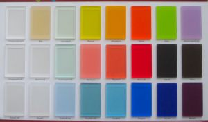 Акриловое стекло матовое для радиусных шкафов-купе и радиусных межкомнатных перегородок Калуга