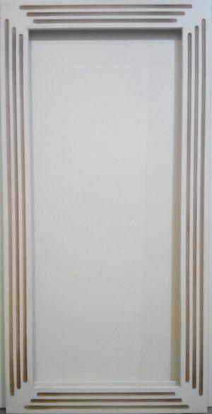 Рамочный фасад с фрезеровкой 2 категории сложности Калуга
