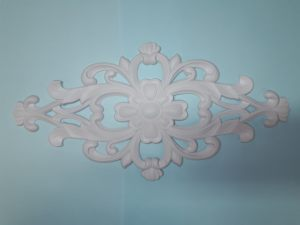 Декоративная накладка № 6-397*199*7 Калуга